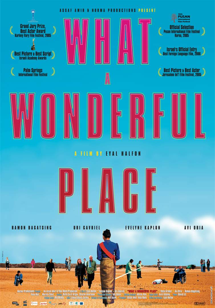 What a Wonderful Place – Norma Productions