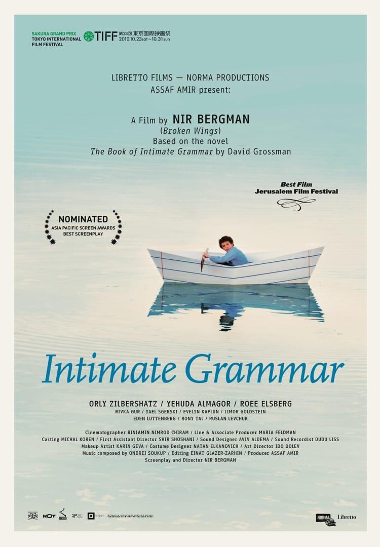Intimate Grammar